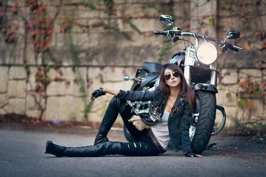 фото показаны фотосет с мотоциклом идеи хотя как минимум