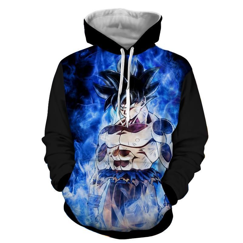 Dragon Ball Ultra Instinct Goku Black Hoodie Hoodie S Ulani Not Sold In Stores Be Sure To Claim Yours Before They Re Gone Dbz Dragonballz Dragonball D