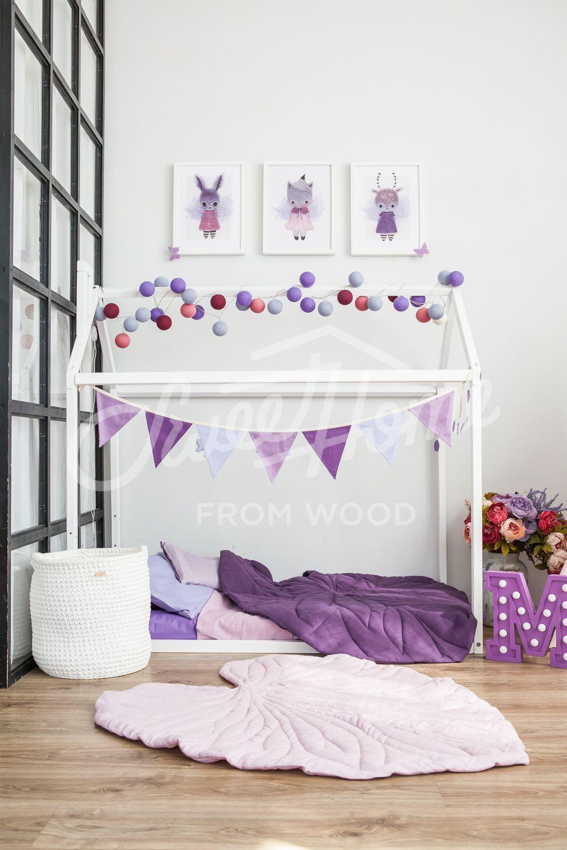 House Bed Frame For Children Or Children Bed Kid Nursery Bed
