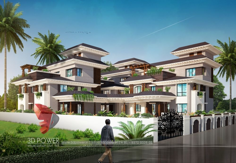 3d+architectural+rendering+service+bungalow+high+classjpg 1000 - jeux de construction de maison en 3d