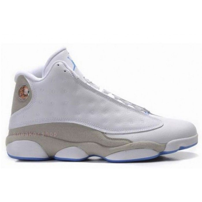 quality design 0c96b 7e16e #Jordan #sports Air Jordan Shoes G25Jordan 13 Cheap Air Jordan 13 (XIII)  Retro Men's White Neutral Grey University B 72.99