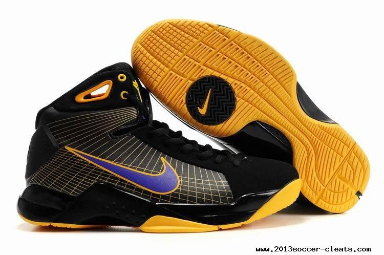 finest selection dea32 aac7a ... discount code for cheap nike kobe hyperdunk tb supreme kobe bryant shoes  black gold purple 324820