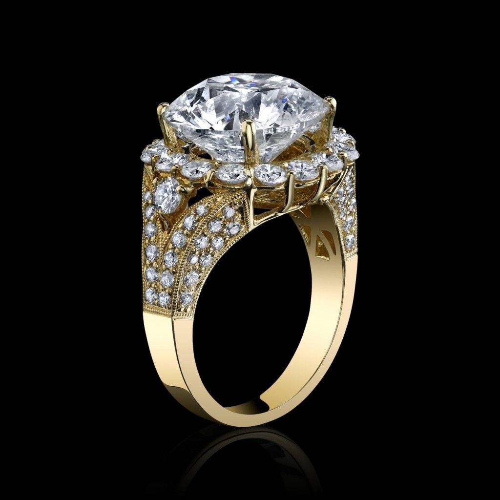 Designer Diamond Rings - 9
