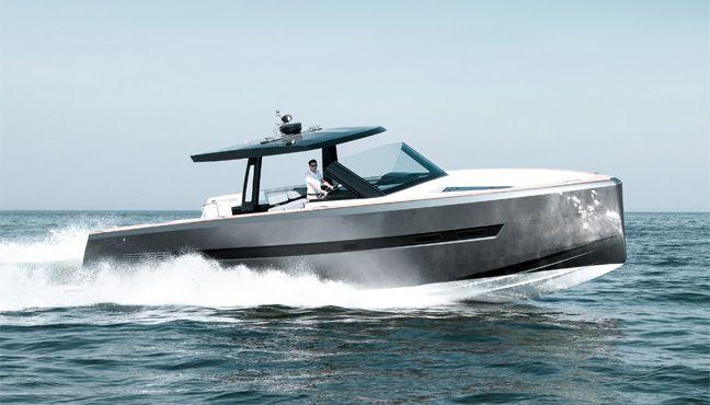 Fjord 48 Open : Le nouveau navire amiral de la gamme Fjord.