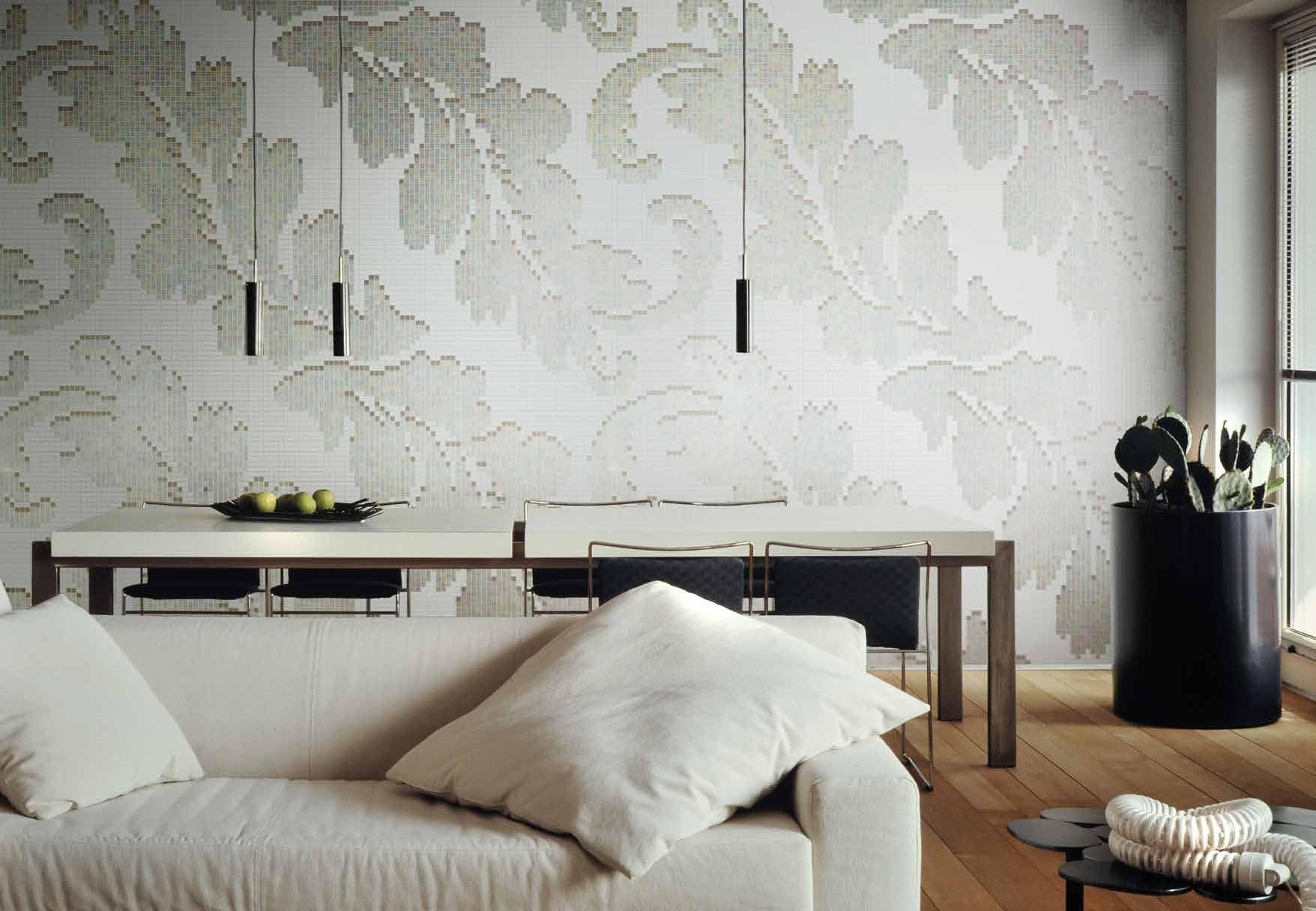 Bisazza #decori 2x2 cm ardassa ivory #gres su #casaebagno.it a