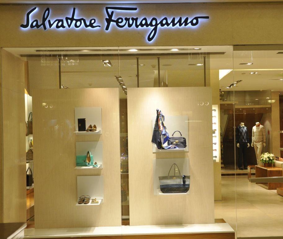 2d3ab06344fed Salvatore Ferragamo store at DLF Emporio.   Spring  Summer  13 ...