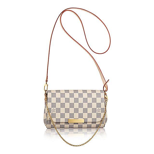 favorite pm damier azur canvas handtaschen louis vuitton i want pinterest luxus. Black Bedroom Furniture Sets. Home Design Ideas