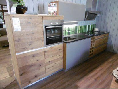 Einbauküche Linee in Wildeiche von Team 7 Einbauküche