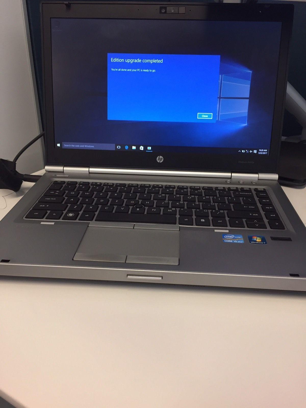 HP EliteBook 8460p Core i5-2520M 2 50GHz 16GB RAM 700GB HDD Webcam