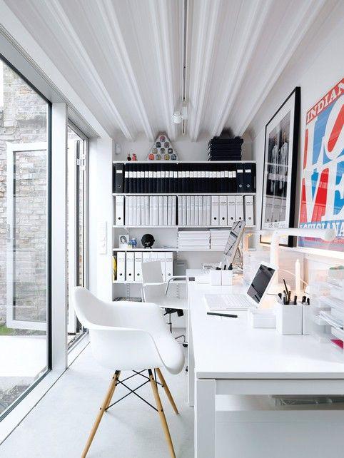 Showcase: Minimalist Workstation Setups   DesignWoop #homeoffice ...