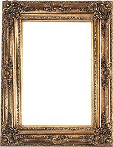 48 X 72 Picture Frames Ornate Gold Frames Frame 164 48 X 72