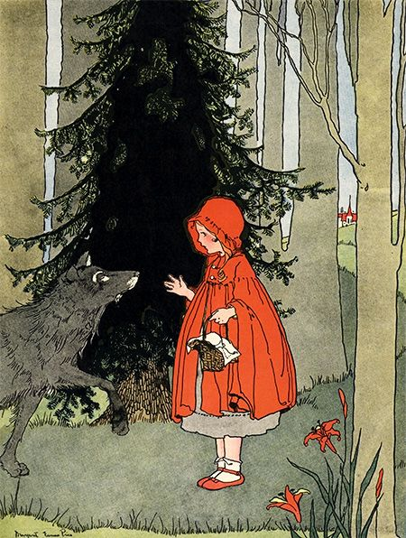 Story Book Sundays Little Red Riding Hood Margaret Evans Price