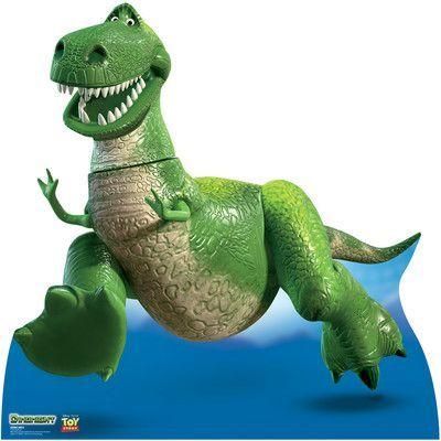 Advanced Graphics REX - Disney / Pixar Toy Story Dinomight Cardboard Standup