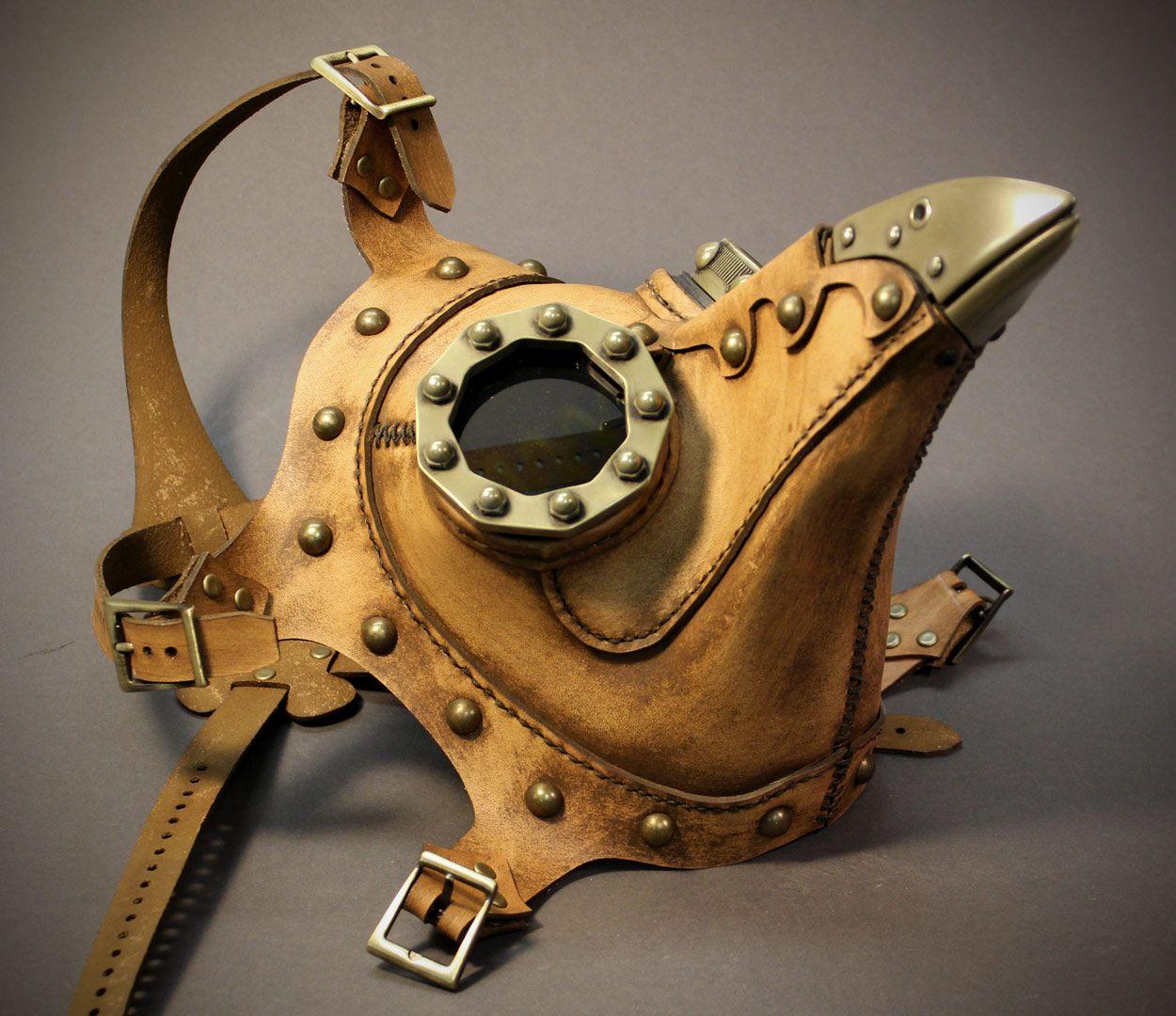 Steampunk Plague Doctors   Plague doctor, Plague mask ...