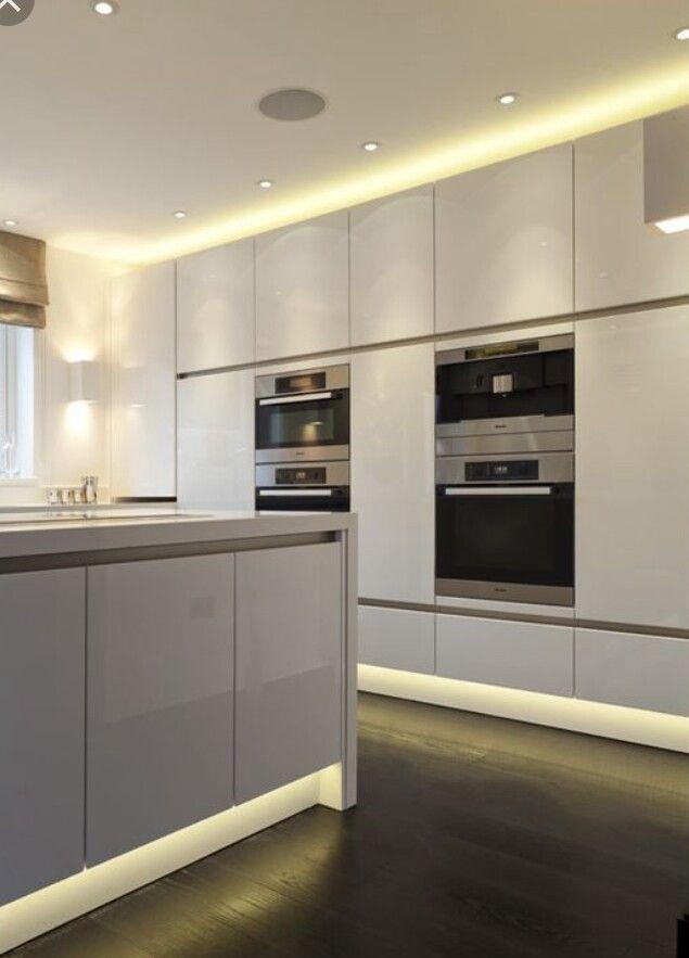 Underbelysning K 252 Chen Beleuchtungen Modern Kitchen