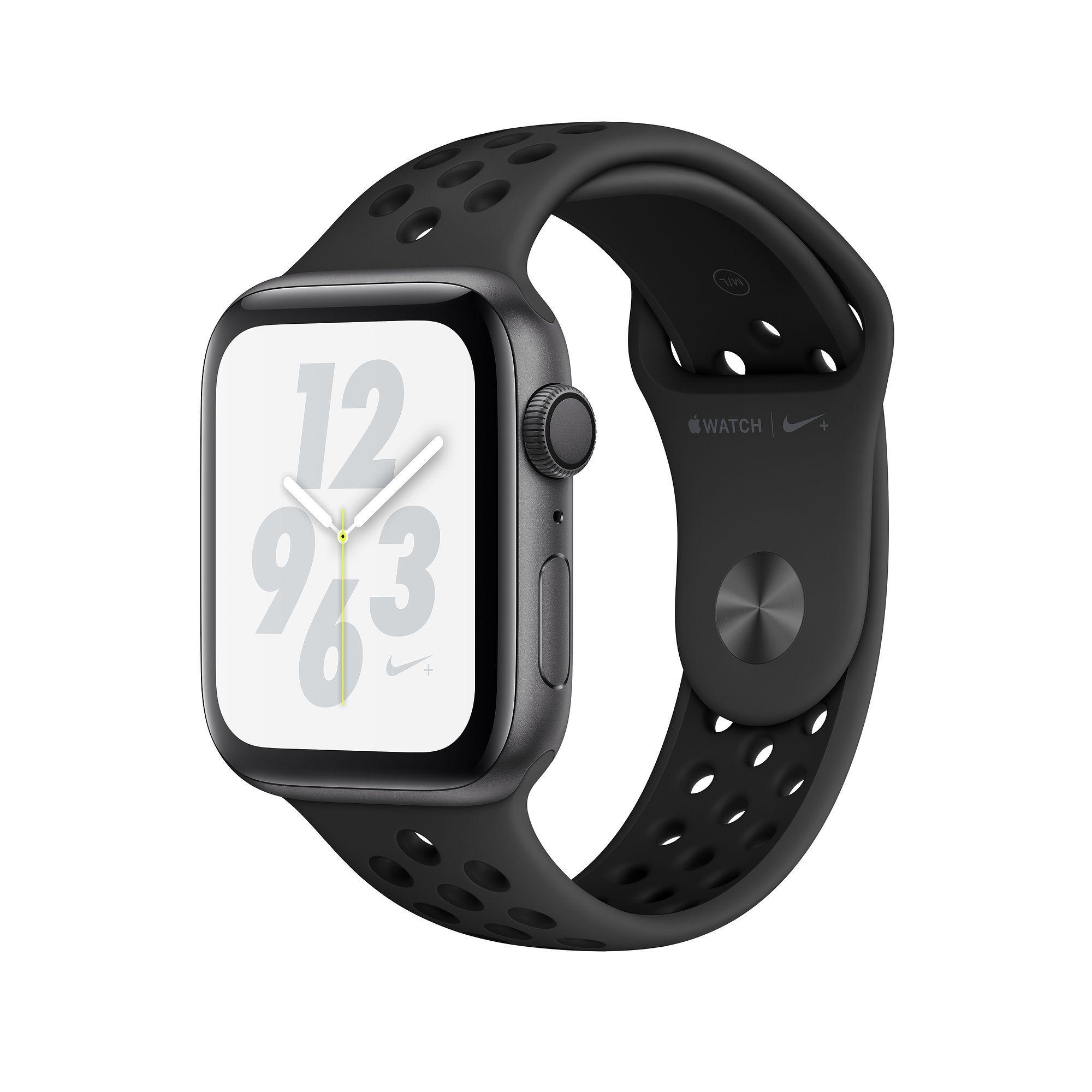 Apple Watch Nike+ Series 4 GPS, 40mm Space Gray Aluminum