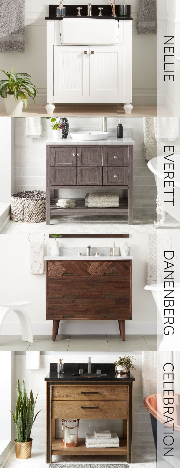 Made of reclaimed wood and available in three finishes the benoist