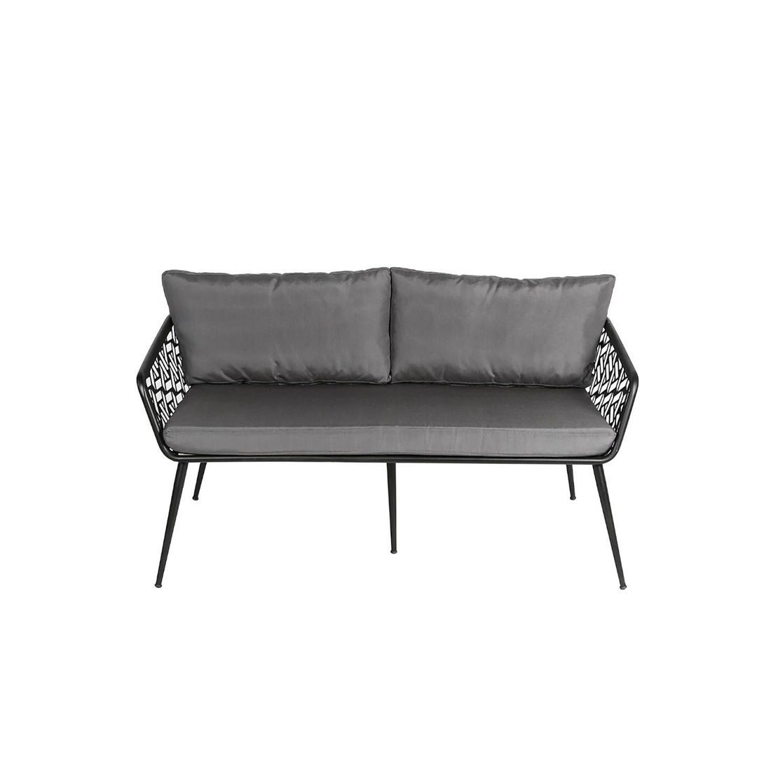 Sukka Tekli Ikili Aluminyum Koltuk Sandalye Renk Secenekleri Standart Renkler Beyaz Siyah Kapucino Antras Outdoor Sofa Outdoor Decor Outdoor Furniture