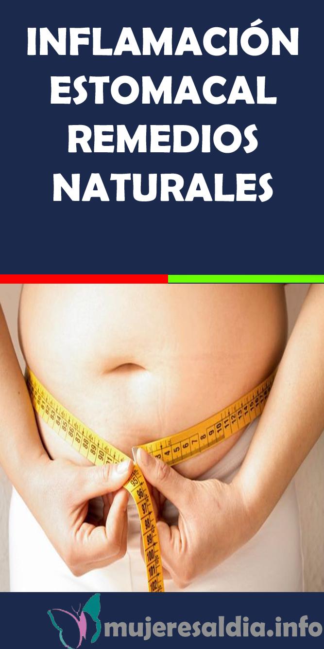Inflamación Estomacal Remedios Naturales Healthy Tips Healthy Nutrition Tips
