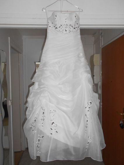 Robe de mariée taille 38 - Yvelines