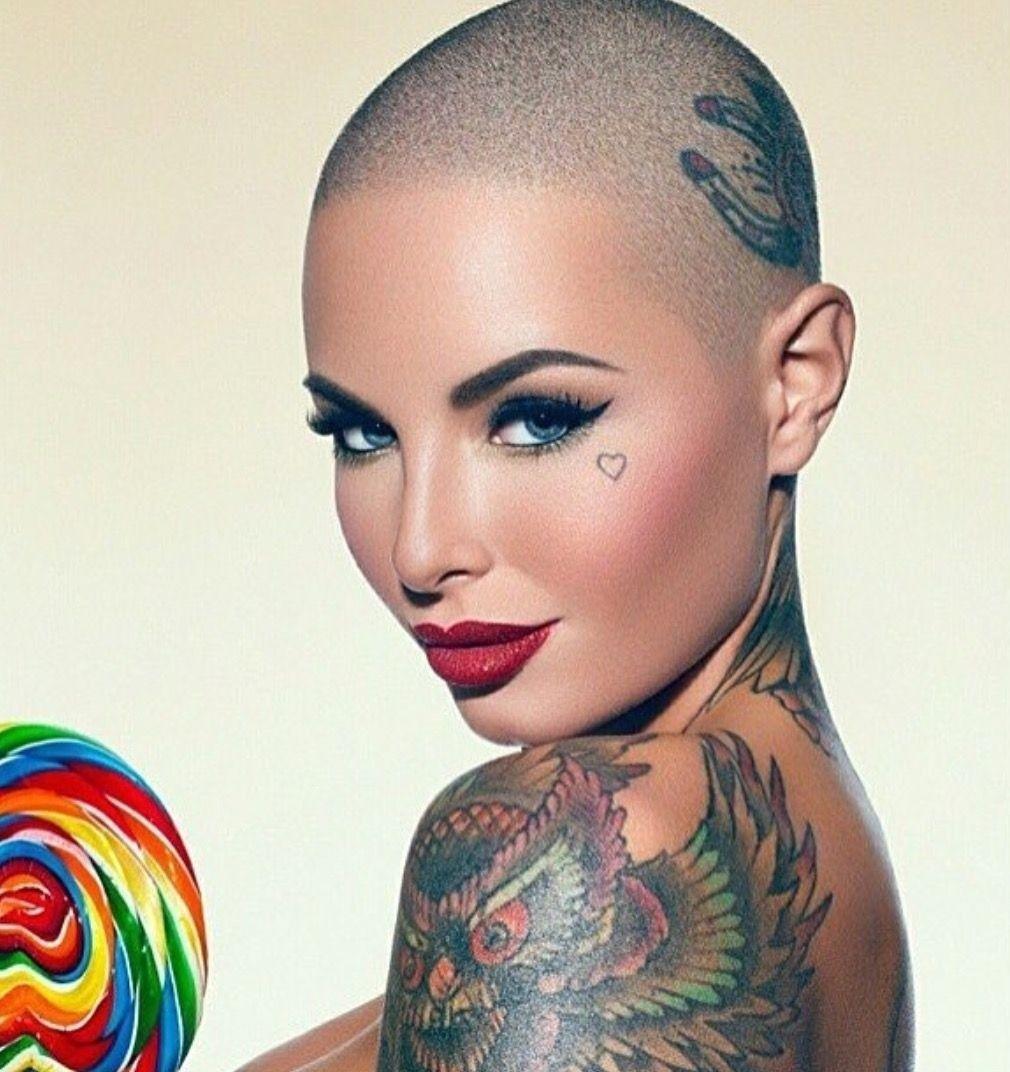 Pin on Hair Dare: Feminine Buzzcuts