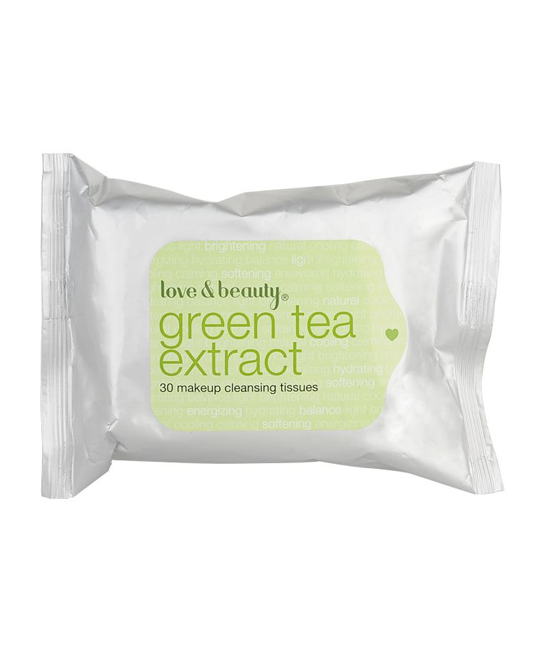Green Tea Cleansing Tissues | FOREVER21 - 1000040308