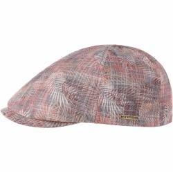 Photo of Stetson Palm Leaf Flatcap Cotton Cap Flat Cap Summer Cap StetsonStetson
