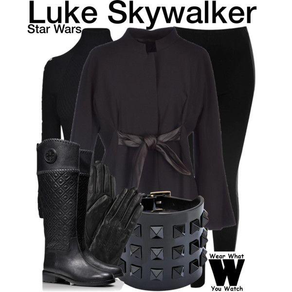 Inspired by Mark Hamill as Luke Skywalker in the Star Wars film franchise.