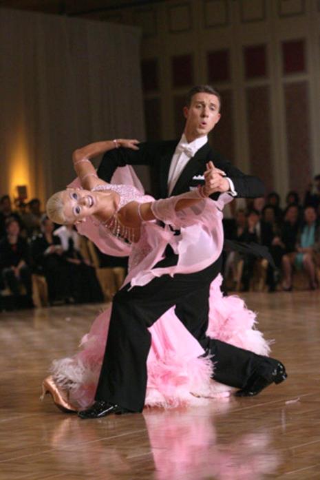 z- Arunas Bizokas & Katusha Demidova- Macau Open Dancing ...