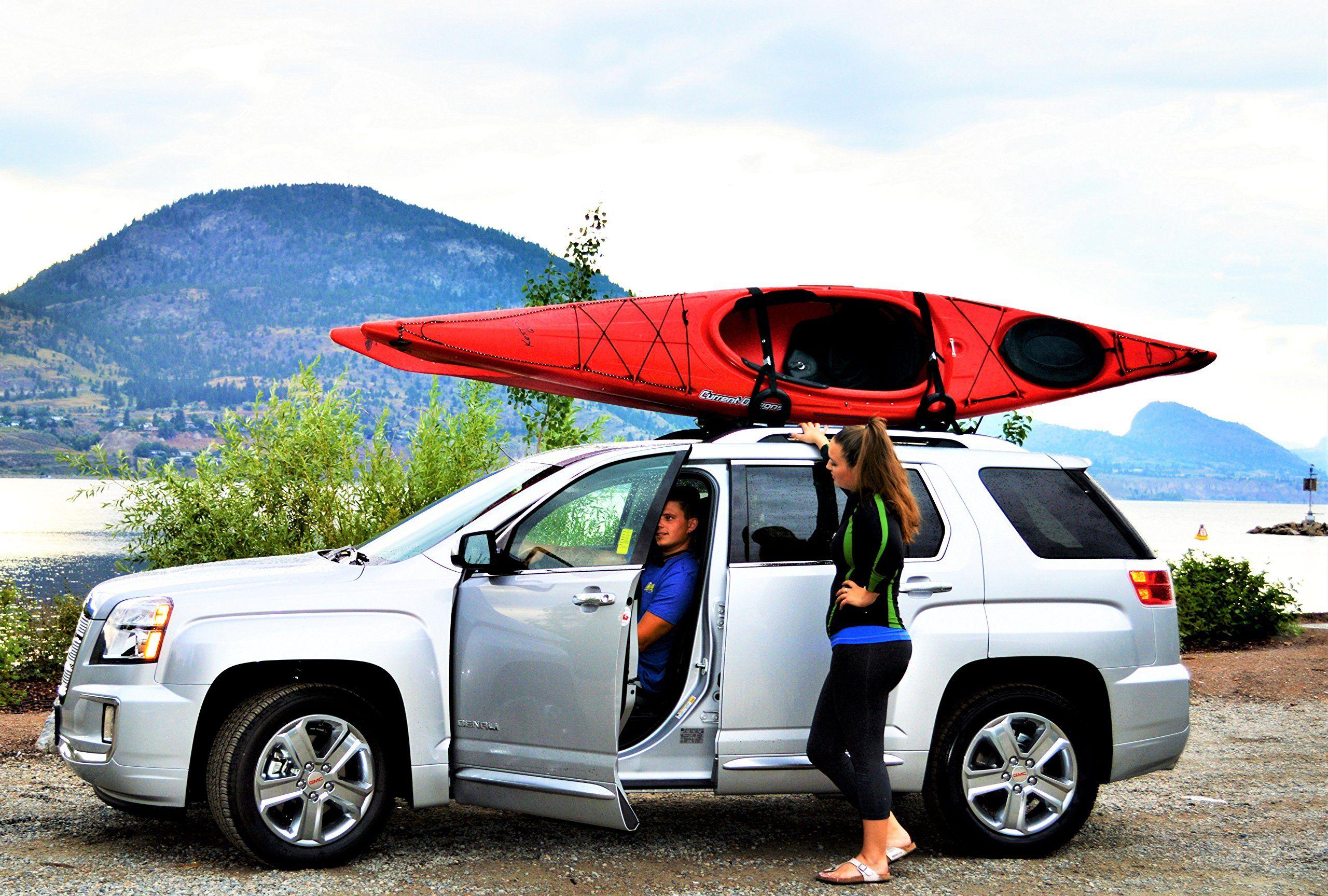 Swagman Contour Roof Mount Kayak Rack