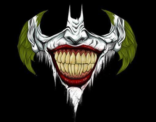 The Joker Logo Bing Images Comics Pinterest Batman Comics