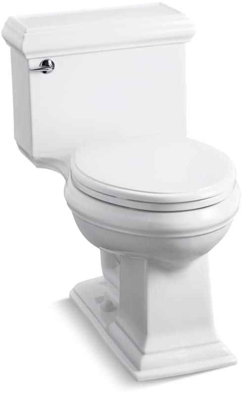 Incredible Kohler Memoirs Classic Comfort Height One Piece Elongated Bralicious Painted Fabric Chair Ideas Braliciousco