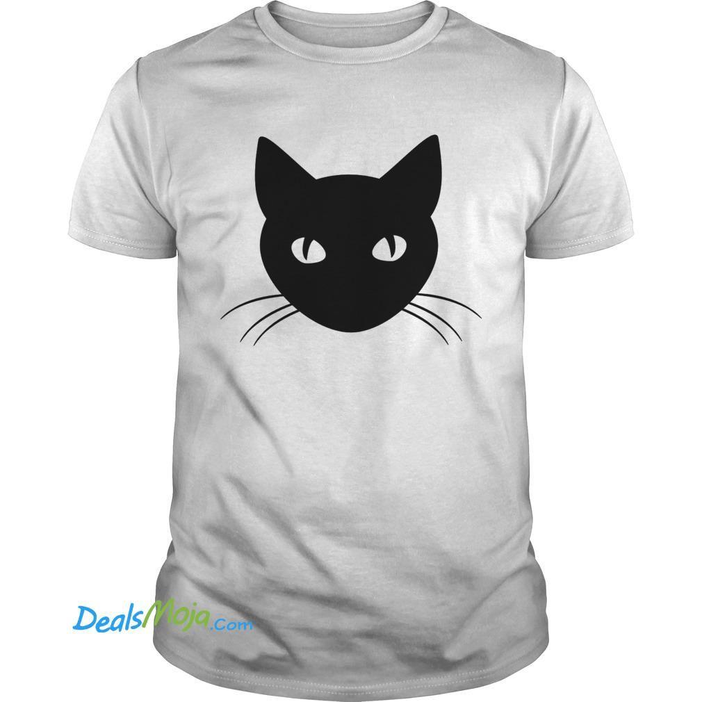 5b81ee872 Awesome Black Cat tee-shirt
