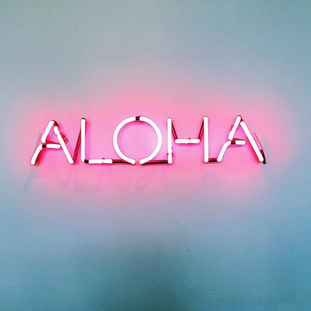 Laptop Wallpapers Tumblr Quotes: Hope Your Weekend Is Starting Out With Lots Of Aloha💗