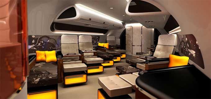 Lufthansa Technik Luxury Craft Interiors Pinterest