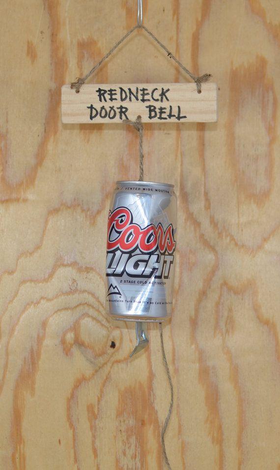 Coors Light Redneck Doorbell by BeerGearUSA on Etsy, $10.00 ...