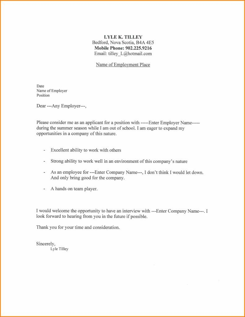 25 Cover Letter Template Google Docs Cover Letter Examples For