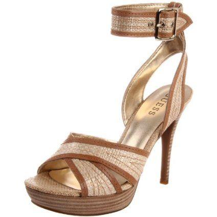 Guess Women's Belvar3 Platform Pump - designer shoes, handbags, jewelry, watches, and fashion accessories | endless.com