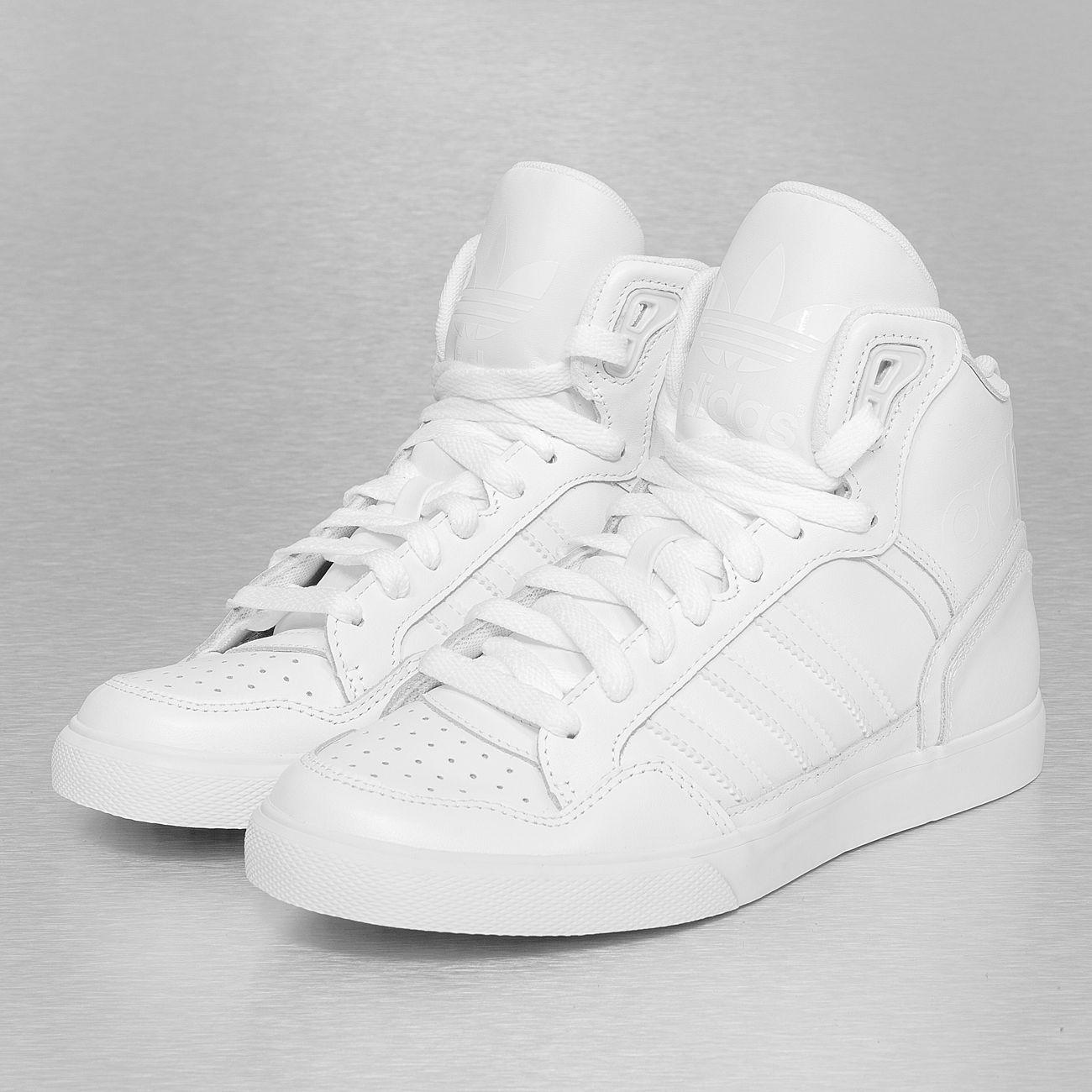 Adidas High Sneaker Weiß
