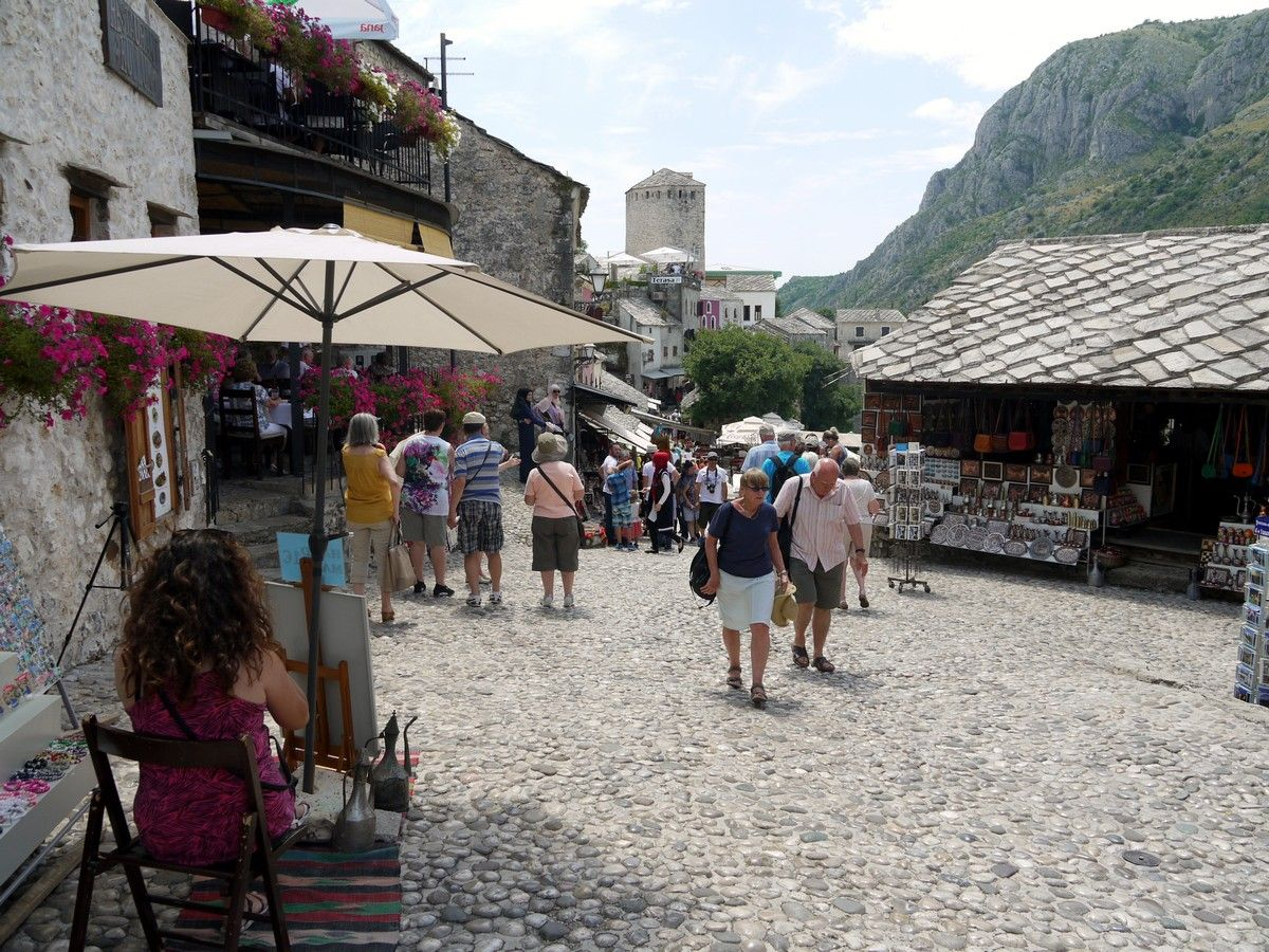 12 Best Things to Do in Mostar – travel potpourri  #Mostar #BosnaaHercegovina #OldBridge #Starymost