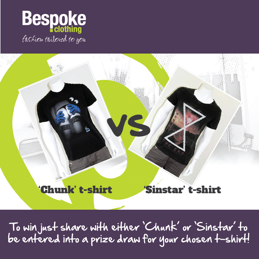 Share This to win a free T-Shirt Then, get On Facebook, Like Us!