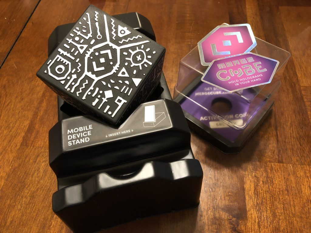 An Educator S Guide To Augment Learning With Merge Cube