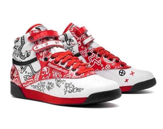 e34f60ae1778e Reebok is all set to introduce the second product drop from its popular Keith  Haring x