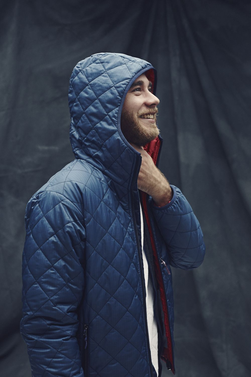 Battenwear quilted guide parka-navy polyester ripstop | garmentory.