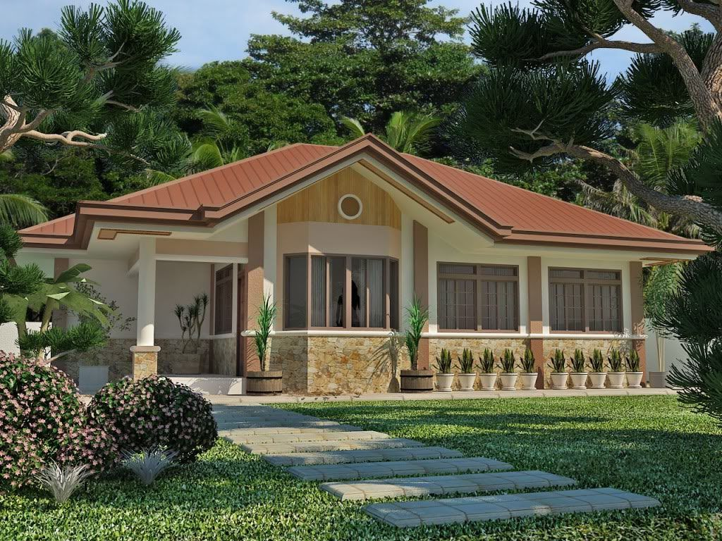 Gallery Simple House Design | Simple bungalow house ...