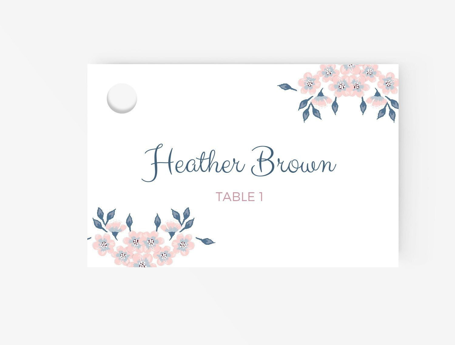 005 Free Place Card Template Ideas Cards Excellent Printable Intended For Free Place Card Templates 6 Per Page Best Template Ideas Brollop