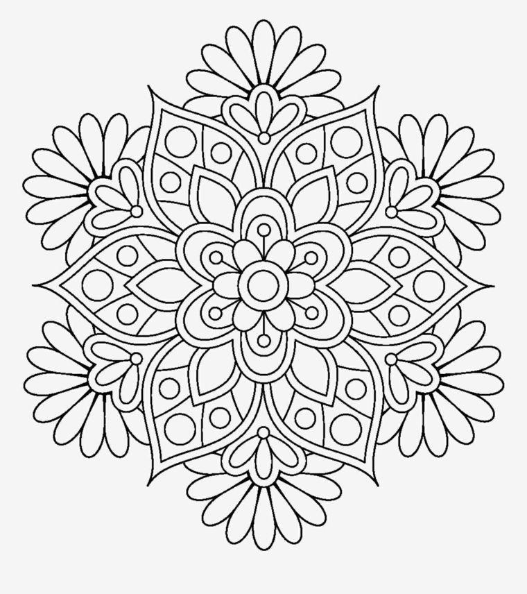 Mandala Da Colorare Difficili Cerca Con Google Pagine Da Colorare Mandala Libri Da Colorare Disegni Da Colorare
