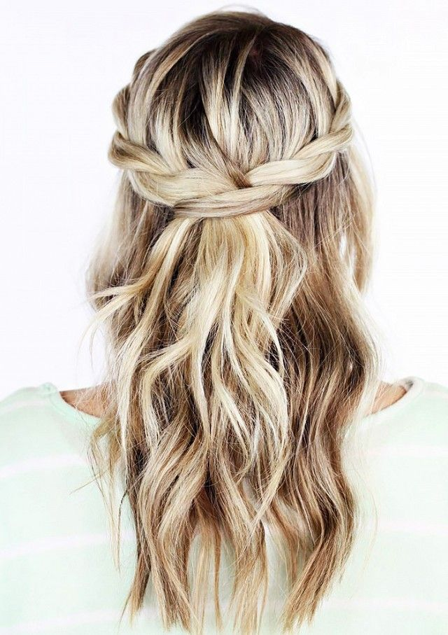 15 Cool Braids That Are Actually Easy We Swear Best Wedding HairstylesGorgeous