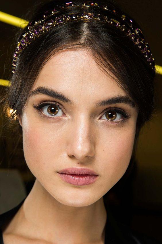 43 Gorgeous Fall Wedding Makeup Ideas