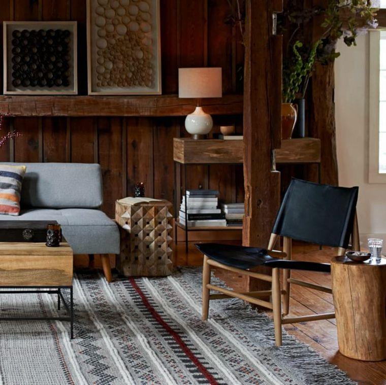 revestimiento de paredes interiores madera Decoración Pinterest - decoracion con madera en paredes
